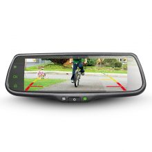 Parkmate mirror screen