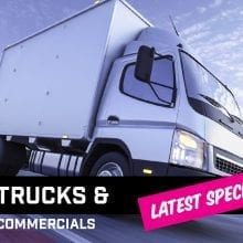 Trucks and Commercial Specials