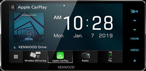 Kenwood multimedia unit